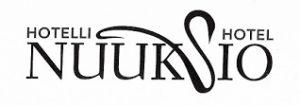 Hotelli Nuuksio logo valkoinen pohja