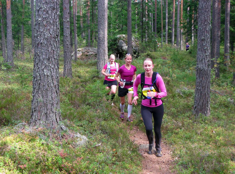 Bodom Trail – uusi polkukisa ensi toukokuussa