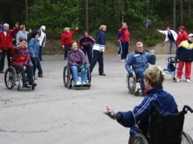 vammaisliikunta