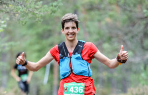 Stefanie Maurer, Switzerland: first trail marathon ever